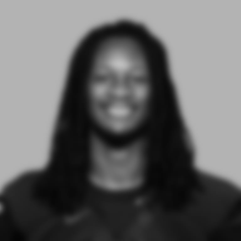 This is a 2020 photo of running back Todd Gurley II #21  of the Atlanta Falcons NFL football team.  This image reflects the Atlanta Falcons active roster as of August 9, 2020 when this image was taken.  (AP Photo)