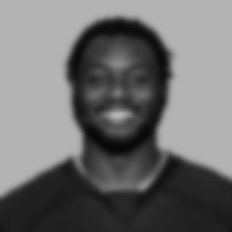 This is a 2020 photo of defensive end Dante Fowler Jr #56 of the Atlanta Falcons NFL football team.  This image reflects the Atlanta Falcons active roster as of August 11, 2020 when this image was taken.  (AP Photo)