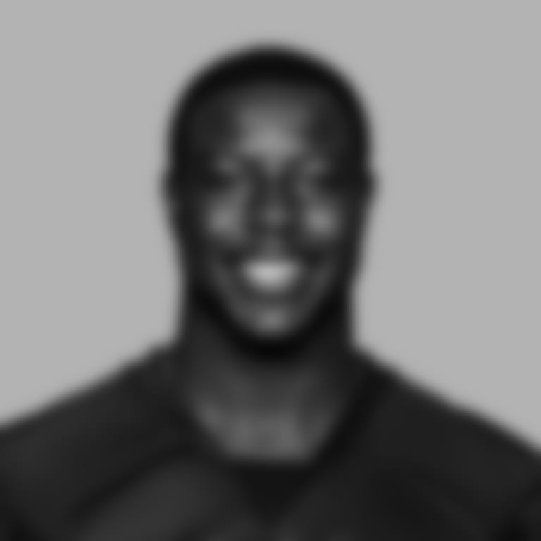 This is a 2020 photo of linebacker Foye Oluokun #54 of the Atlanta Falcons NFL football team.  This image reflects the Atlanta Falcons active roster as of August 9, 2020 when this image was taken.  (AP Photo)
