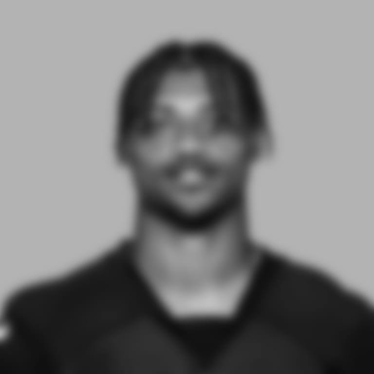 This is a 2020 photo of cornerback A.J. Terrell #24 of the Atlanta Falcons NFL football team.  This image reflects the Atlanta Falcons active roster as of August 10, 2020 when this image was taken.  (AP Photo)