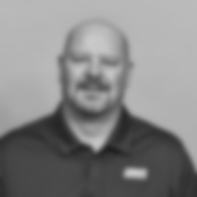 New York Giants assistant coach Kevin Sherrer