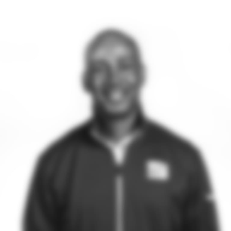 Wide Receivers Coach Tyke Tolbert
