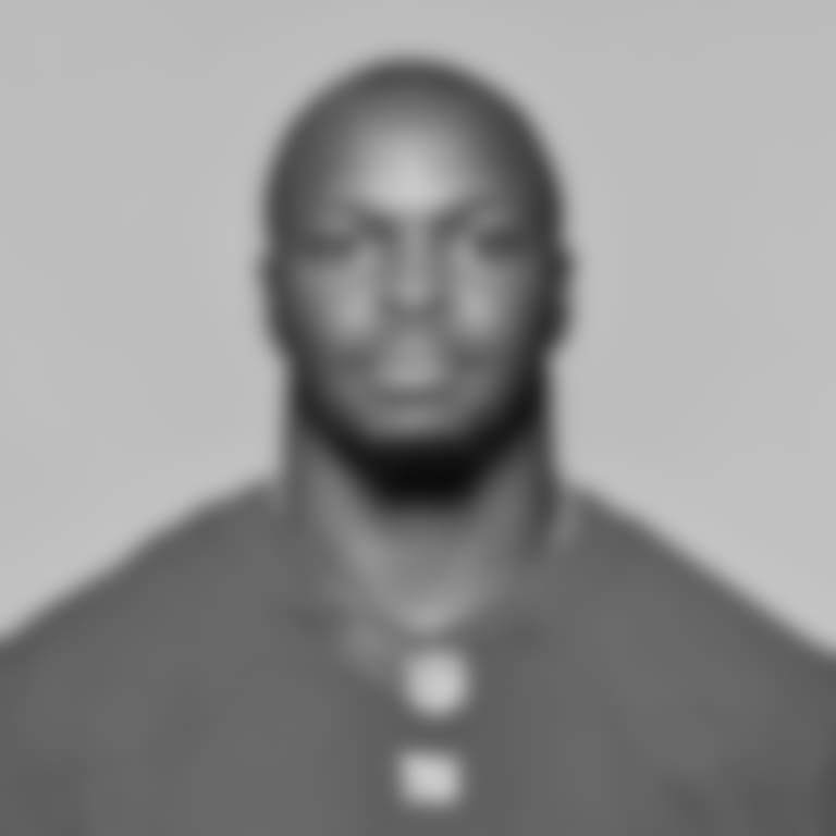 This is a 2018 photo of Alec Ogletree of the New York Giants NFL football team. This image reflects the New York Giants active roster as of June 11, 2018 when this image was taken. (AP Photo)