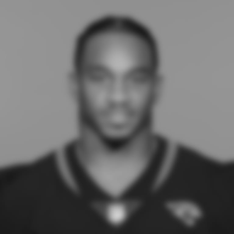 This is a 2021 photo of Damien Wilson of the Jacksonville Jaguars NFL football team. This image reflects the Jacksonville Jaguars active roster as of Wednesday, June 9, 2021 when this image was taken. (AP Photo)
