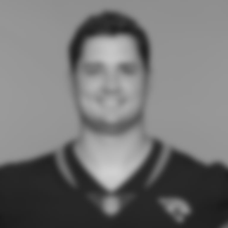 This is a 2021 photo of James O'Shaughnessy of the Jacksonville Jaguars NFL football team. This image reflects the Jacksonville Jaguars active roster as of Wednesday, June 9, 2021 when this image was taken. (AP Photo)