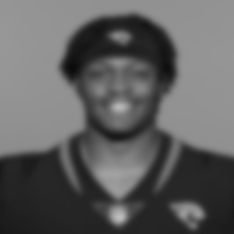 This is a 2021 photo of James Robinson of the Jacksonville Jaguars NFL football team. This image reflects the Jacksonville Jaguars active roster as of Wednesday, June 9, 2021 when this image was taken. (AP Photo)