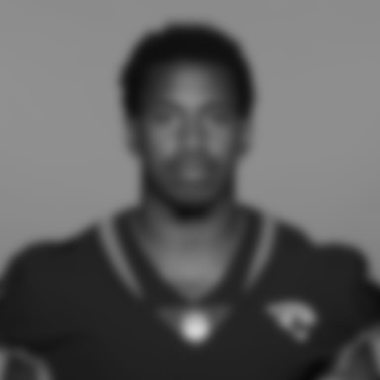 This is a 2021 photo of Corey Straughter of the Jacksonville Jaguars NFL football team. This image reflects the active roster as of Wednesday, May 12, 2021 when this image was taken.