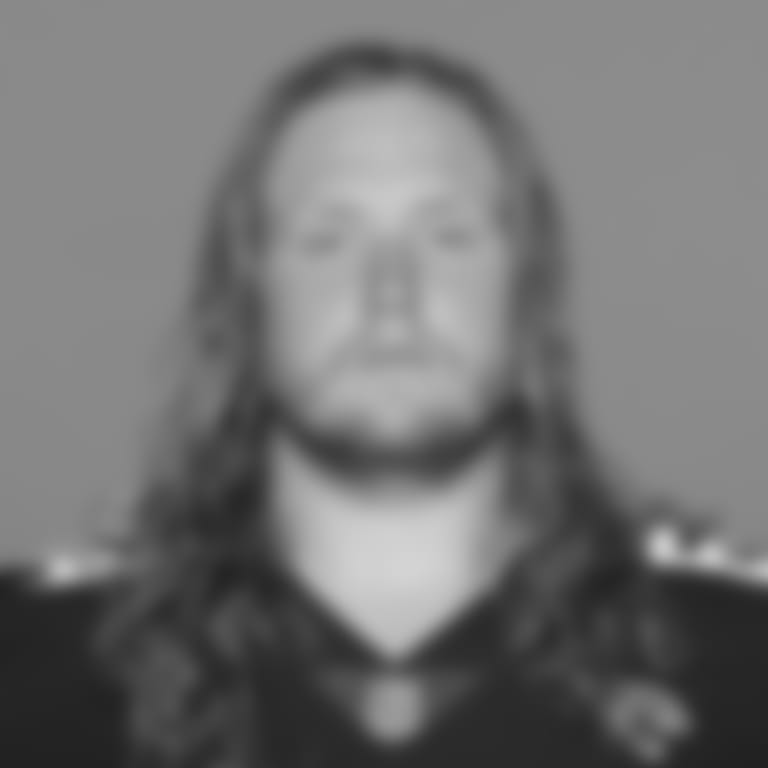 This is a 2020 photo of Austen Pleasants of the Jacksonville Jaguars NFL football team. This image reflects the Jaguars active roster as of August 23, 2020 when this image was taken. (AP Photo)