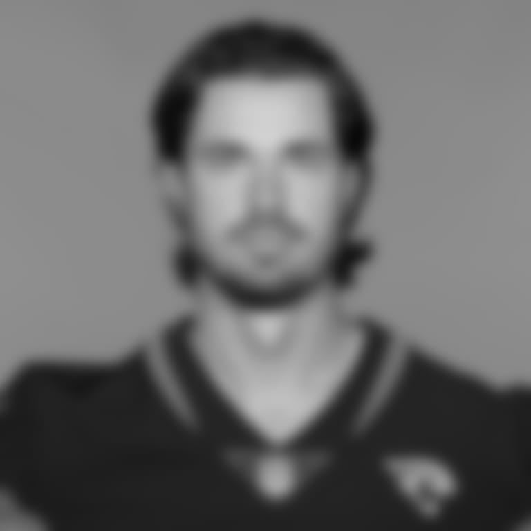 This is a 2021 photo of Jake Luton of the Jacksonville Jaguars NFL football team. This image reflects the Jacksonville Jaguars active roster as of Wednesday, June 9, 2021 when this image was taken. (AP Photo)