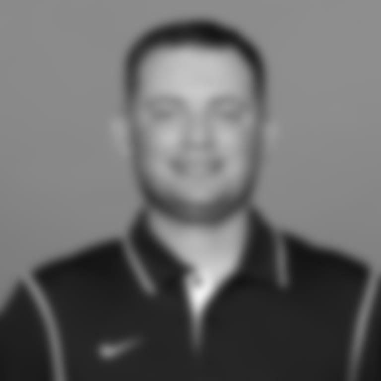 This is a 2020 photo of offensive assistant coach Chris O'Hara of the Jacksonville Jaguars NFL football team. This image reflects the Jaguars active roster as of August 23, 2020 when this image was taken. (AP Photo)
