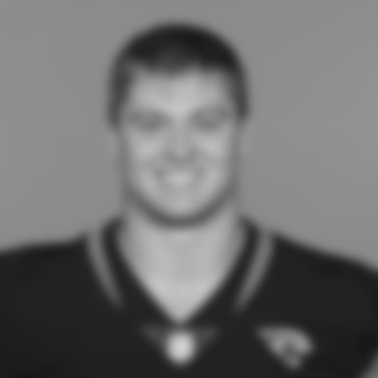 This is a 2021 photo of Ben Ellefson of the Jacksonville Jaguars NFL football team. This image reflects the Jacksonville Jaguars active roster as of Wednesday, June 9, 2021 when this image was taken. (AP Photo)
