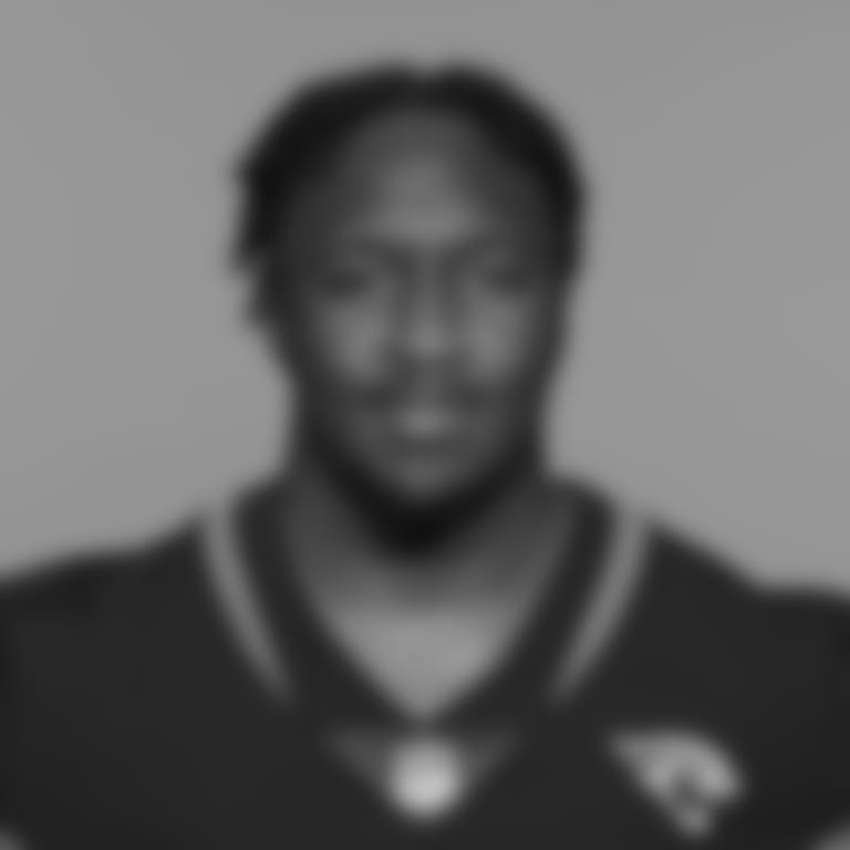 This is a 2021 photo of Jameson Houston of the Jacksonville Jaguars NFL football team. This image reflects the Jacksonville Jaguars active roster as of Wednesday, June 9, 2021 when this image was taken. (AP Photo)