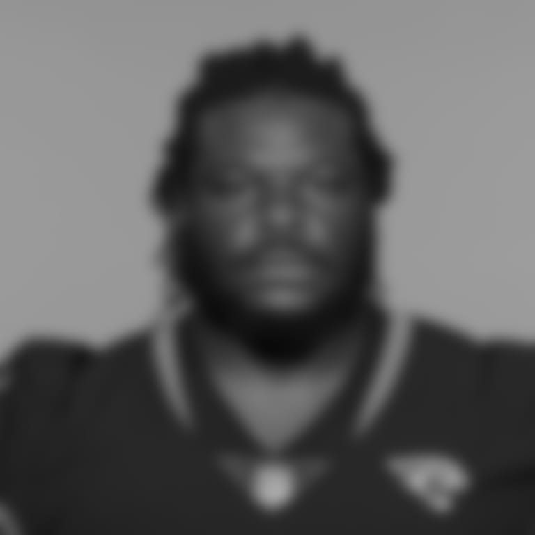 This is a 2021 photo of Malcom Brown of the Jacksonville Jaguars NFL football team. This image reflects the Jacksonville Jaguars active roster as of Wednesday, June 9, 2021 when this image was taken. (AP Photo)