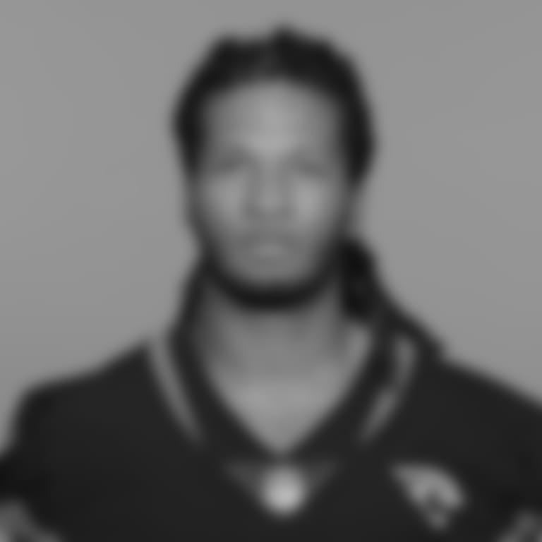 This is a 2021 photo of Sidney Jones IV of the Jacksonville Jaguars NFL football team. This image reflects the Jacksonville Jaguars active roster as of Wednesday, June 9, 2021 when this image was taken. (AP Photo)