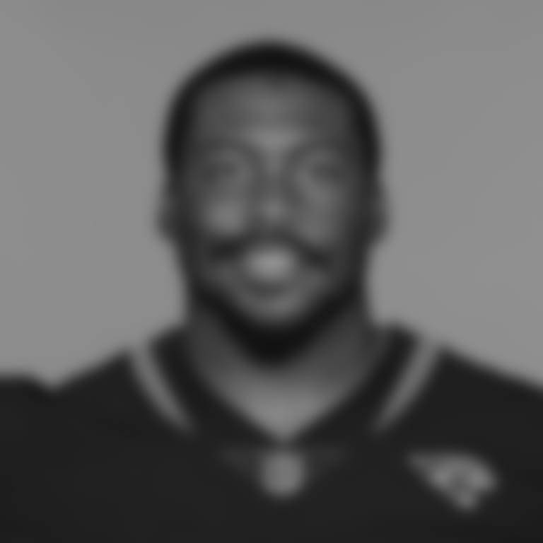 This is a 2021 photo of A.J. Cann of the Jacksonville Jaguars NFL football team. This image reflects the Jacksonville Jaguars active roster as of Wednesday, June 9, 2021 when this image was taken. (AP Photo)
