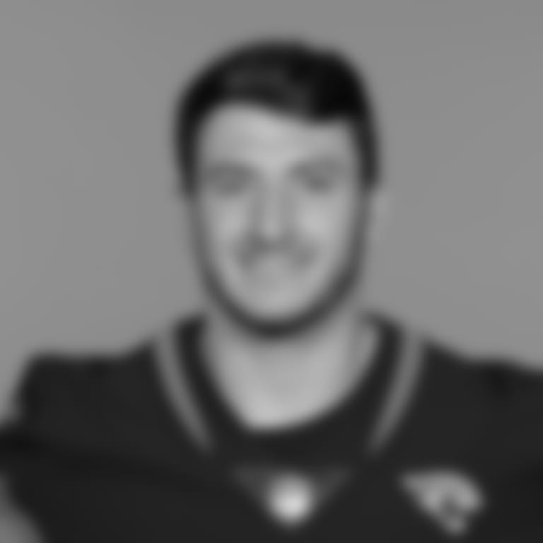 This is a 2021 photo of Tyler Davis of the Jacksonville Jaguars NFL football team. This image reflects the Jacksonville Jaguars active roster as of Wednesday, June 9, 2021 when this image was taken. (AP Photo)