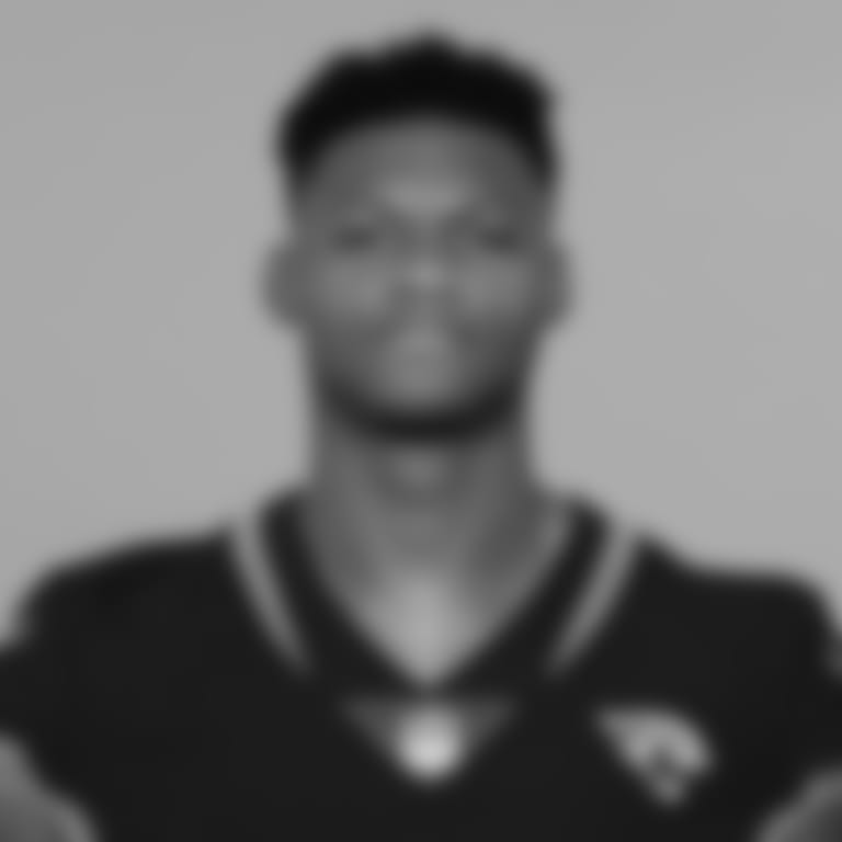 This is a 2019 photo of DJ Chark of the Jacksonville Jaguars NFL football team. This image reflects the active roster as of Tuesday, May 14, 2019 when this image was taken. (AP Photo)