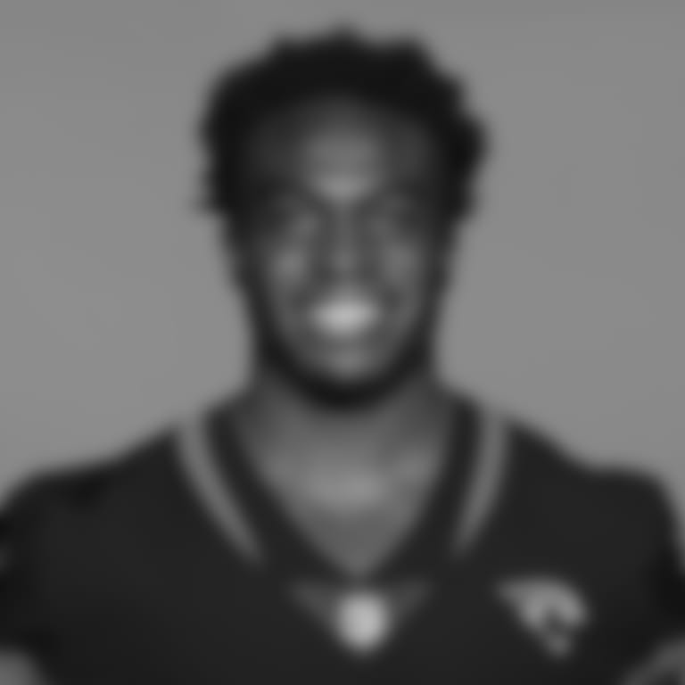 This is a 2021 photo of Josh Imatorbhebhe of the Jacksonville Jaguars NFL football team. This image reflects the active roster as of Wednesday, May 12, 2021 when this image was taken.