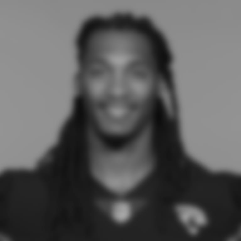 This is a 2021 photo of Rayshawn Jenkins of the Jacksonville Jaguars NFL football team. This image reflects the Jacksonville Jaguars active roster as of Wednesday, June 9, 2021 when this image was taken. (AP Photo)