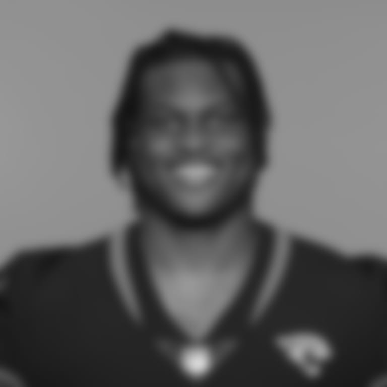This is a 2021 photo of Quincy Williams of the Jacksonville Jaguars NFL football team. This image reflects the Jacksonville Jaguars active roster as of Wednesday, June 9, 2021 when this image was taken. (AP Photo)