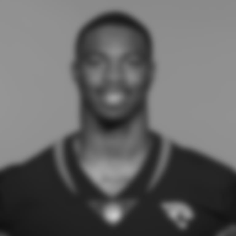 This is a 2021 photo of K'Lavon Chaisson of the Jacksonville Jaguars NFL football team. This image reflects the Jacksonville Jaguars active roster as of Wednesday, June 9, 2021 when this image was taken. (AP Photo)