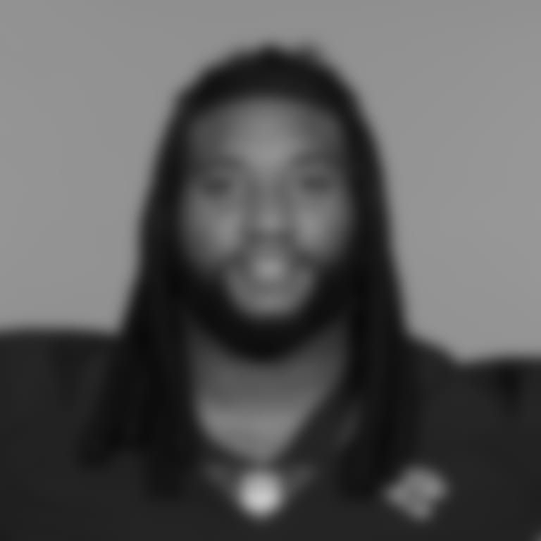 This is a 2021 photo of Derwin Gray of the Jacksonville Jaguars NFL football team. This image reflects the Jacksonville Jaguars active roster as of Wednesday, June 9, 2021 when this image was taken. (AP Photo)