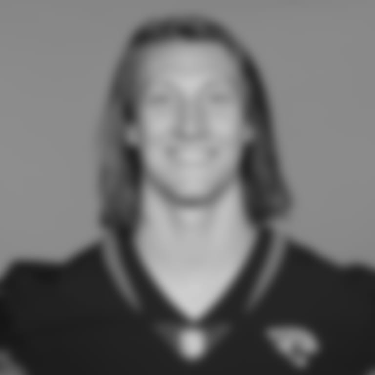 This is a 2021 photo of Trevor Lawrence of the Jacksonville Jaguars NFL football team. This image reflects the active roster as of Wednesday, May 12, 2021 when this image was taken.