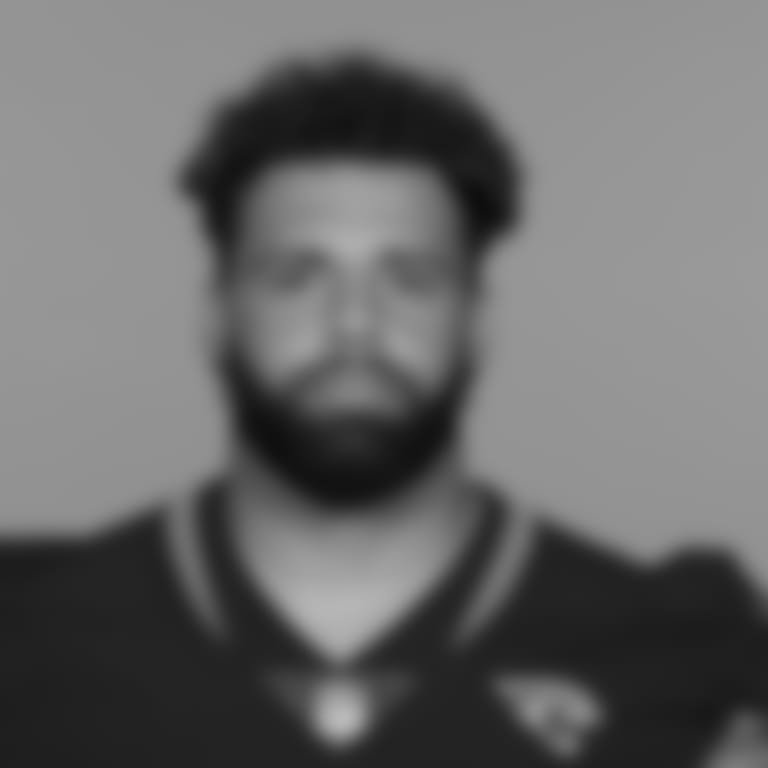 This is a 2021 photo of Doug Costin of the Jacksonville Jaguars NFL football team. This image reflects the Jacksonville Jaguars active roster as of Wednesday, June 9, 2021 when this image was taken. (AP Photo)