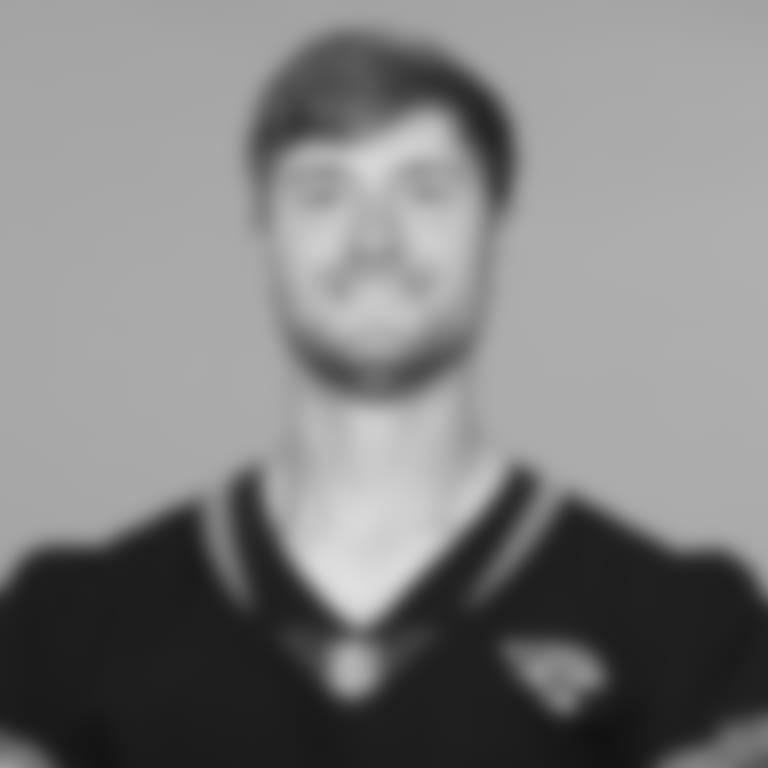 This is a 2019 photo of Logan Cooke of the Jacksonville Jaguars NFL football team. This image reflects the active roster as of Tuesday, May 14, 2019 when this image was taken. (AP Photo)