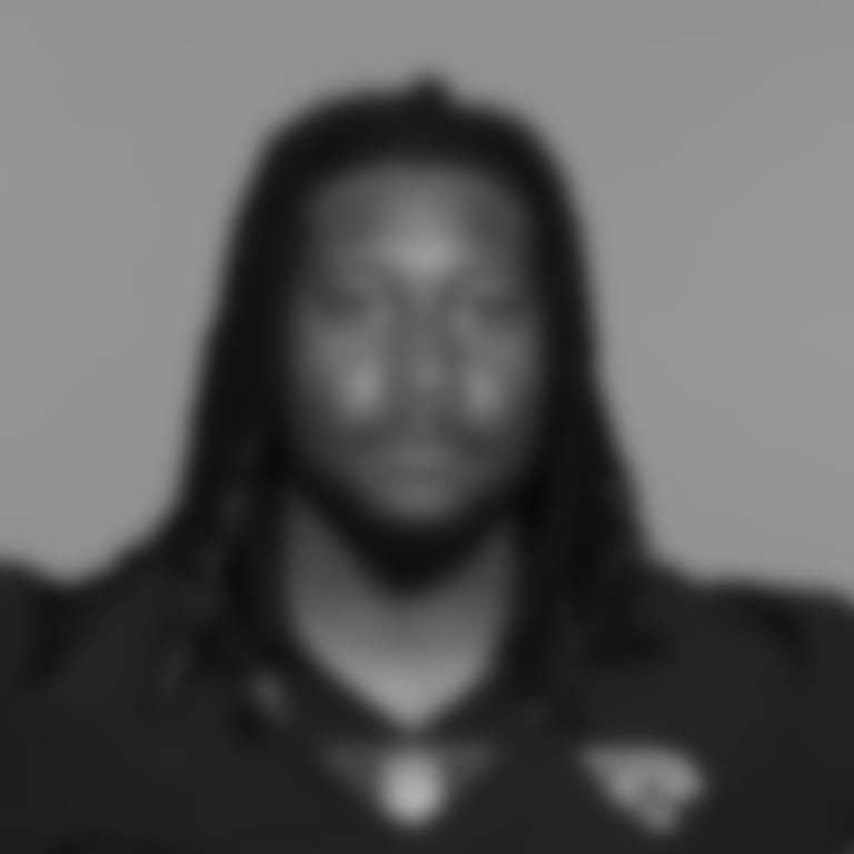 This is a 2021 photo of DaVon Hamilton of the Jacksonville Jaguars NFL football team. This image reflects the Jacksonville Jaguars active roster as of Wednesday, June 9, 2021 when this image was taken. (AP Photo)
