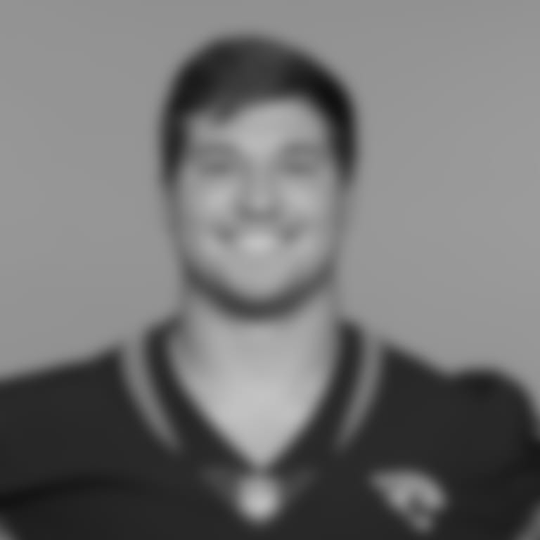 This is a 2021 photo of Ross Matiscik of the Jacksonville Jaguars NFL football team. This image reflects the Jacksonville Jaguars active roster as of Wednesday, June 9, 2021 when this image was taken. (AP Photo)