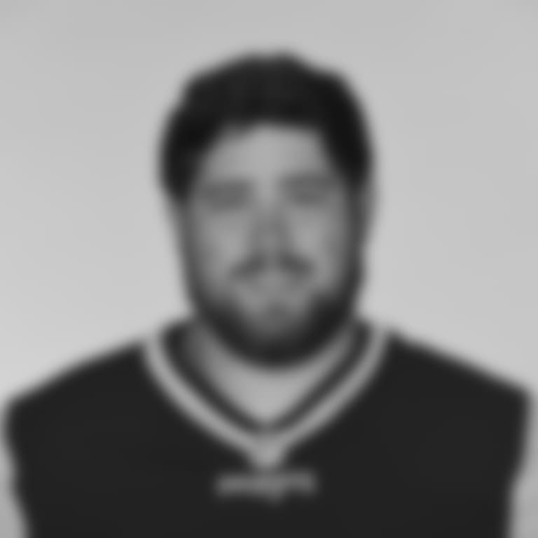 This is a 2017 photo of David Allen of the New England Patriots NFL football team.  This image reflects the New England Patriots active roster as of June 5, 2017 when this image was taken. (AP Photo)