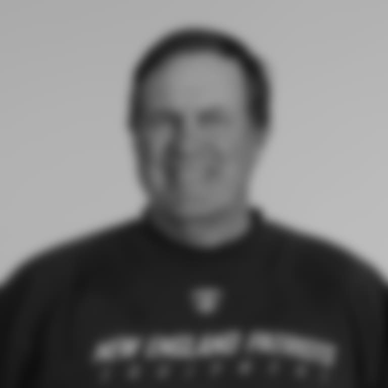 This is a 2012 photo of Bill Belichick of the New England Patriots NFL football team. This image reflects the Patriots active roster as of 6/11/12 when this image was taken. (AP Photo)