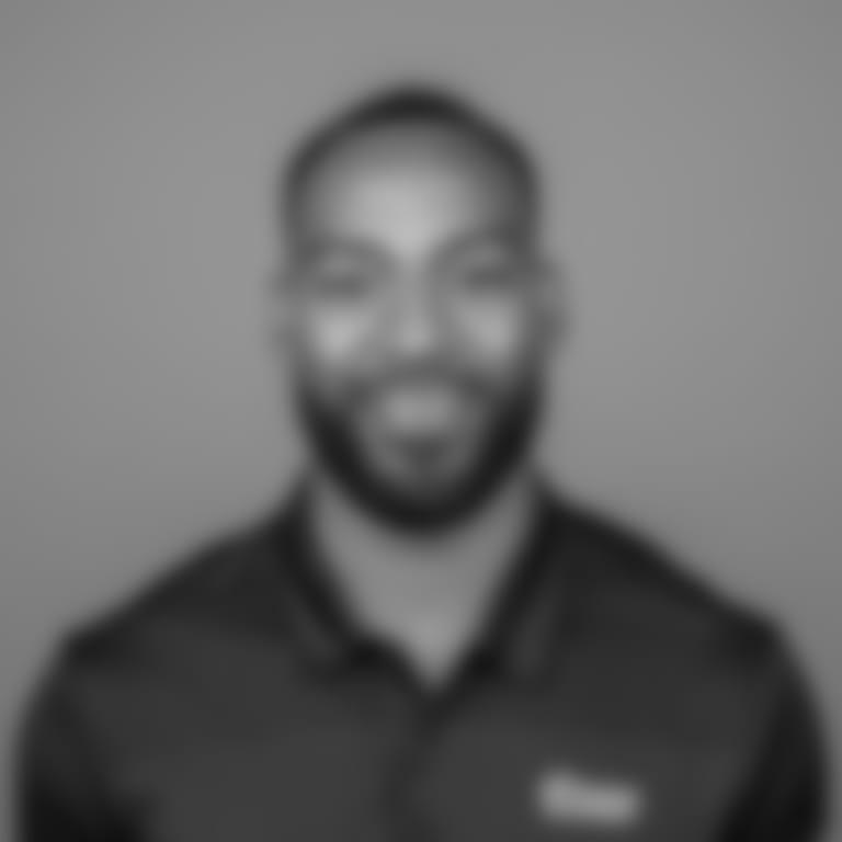 Aubrey Pleasant of the Los Angeles Rams' headshot, Thursday, April 25, 2019, in Thousand Oaks, CA. (Jeff Lewis/Rams)