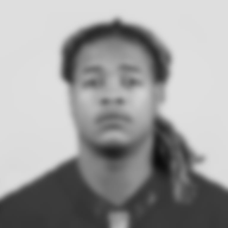 Ohio St. defensive end Chase Young poses for a headshot during the 2020 NFL Scouting Combine, Wednesday, Feb. 26, 2020 in Indianapolis. (Ben Liebenberg via AP)