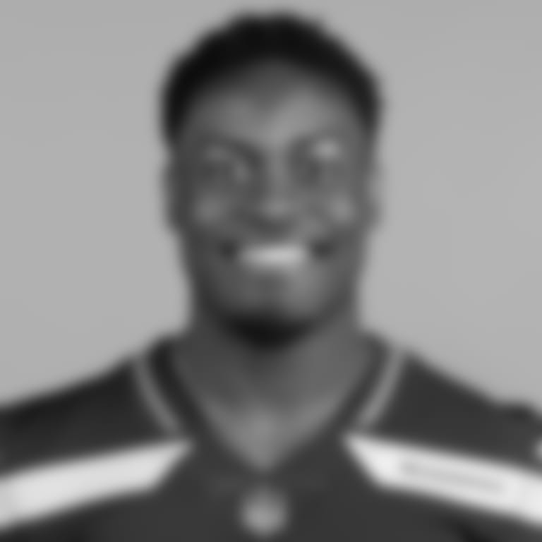 This is a 2019 photo of Ugo Amadi of the Seattle Seahawks NFL football team. This image reflects the Seattle Seahawks active roster of as of June 10, 2019 when this image was taken. (AP Photo)