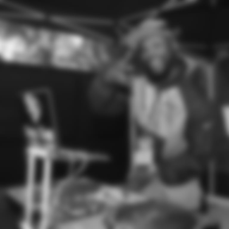 Headshot picture of DJ Supa Sam