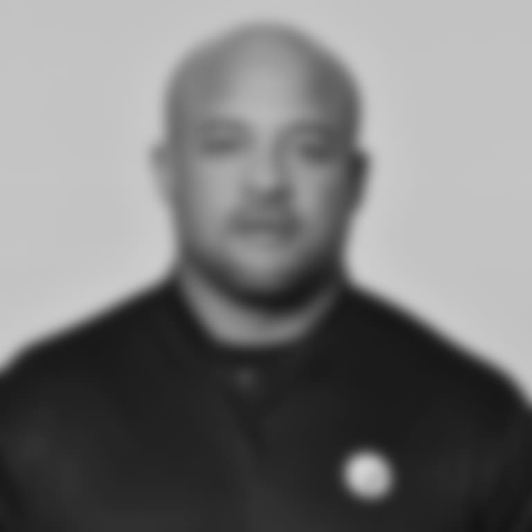This is a 2019 photo of Eddie Faulkner of the Pittsburgh Steelers NFL football team. This image reflects the Steelers active roster as of February 6th when this image was taken. (AP Photo)