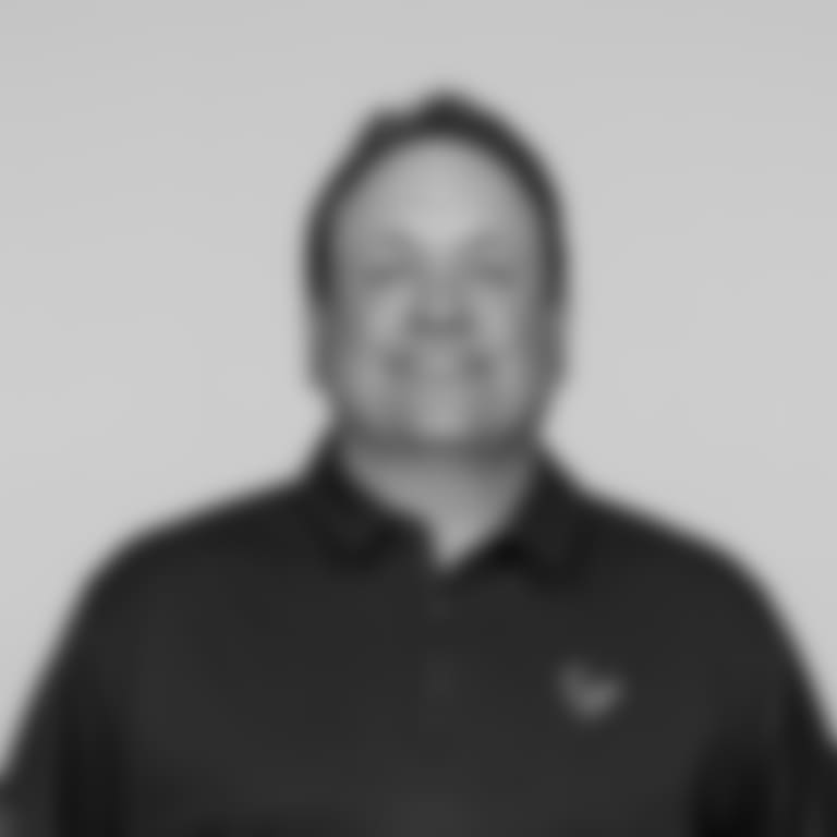 This is a 2018 photo of Pagano_John.JPG of the Houston Texans NFL football team. This image reflects the  active roster as of Tuesday, May 22, 2018 when this image was taken. (AP Photo)