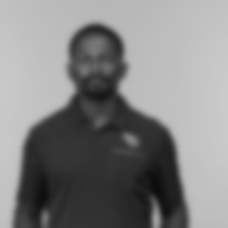 NASHVILLE, TN - AUGUST 02, 2020 - The 2020 photo of Secondary coach Anthony Midget of the Tennessee Titans NFL football team.  This image reflects the Tennessee Titans active roster as of August 2, 2020 when this image was taken. Photo By Donald Page/Tennessee Titans