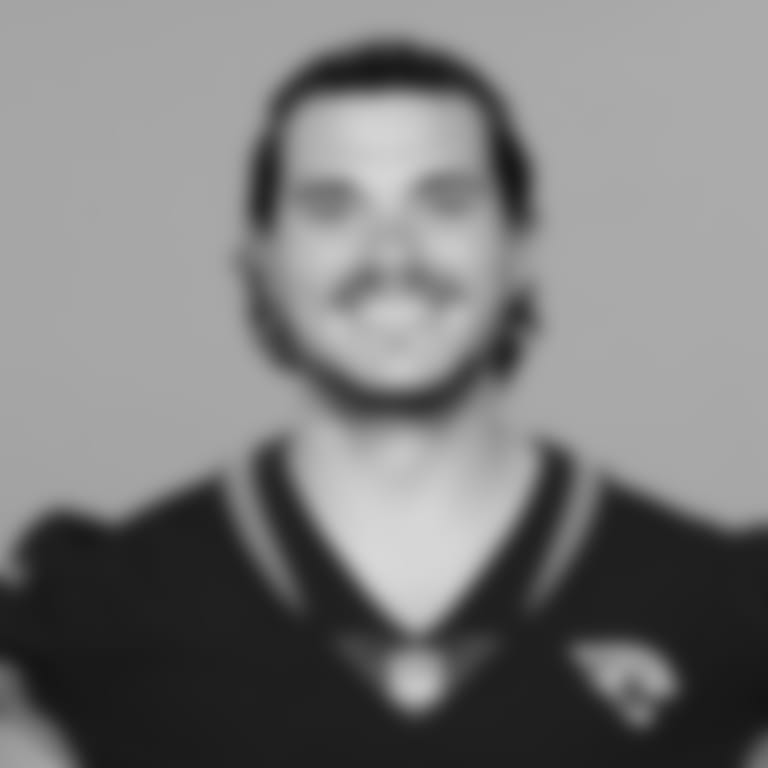 This is a 2019 photo of Josh Lambo of the Jacksonville Jaguars NFL football team. This image reflects the active roster as of Tuesday, May 14, 2019 when this image was taken. (AP Photo)
