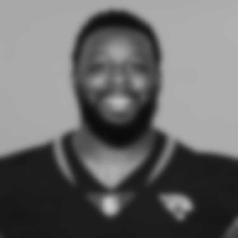 This is a 2019 photo of Lerentee McCray of the Jacksonville Jaguars NFL football team. This image reflects the active roster as of Tuesday, May 14, 2019 when this image was taken. (AP Photo)