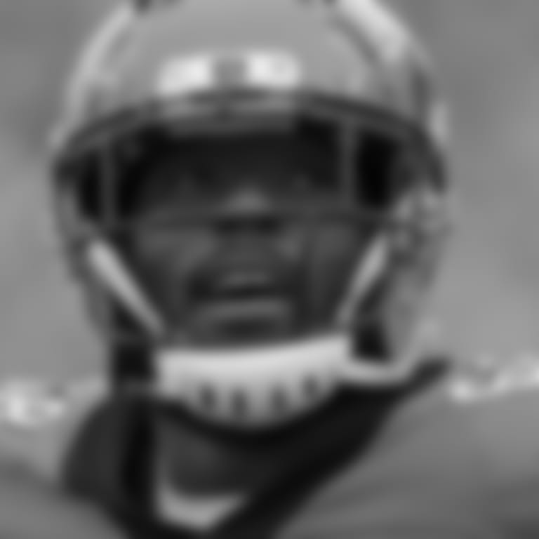 Cincinnati Bengals offensive tackle Bobby Hart (68) during an NFL football game against the Arizona Cardinals, Sunday, Oct. 06, 2019, in Cincinnati. The Cardinals won 26-23. (Aaron Doster via AP)