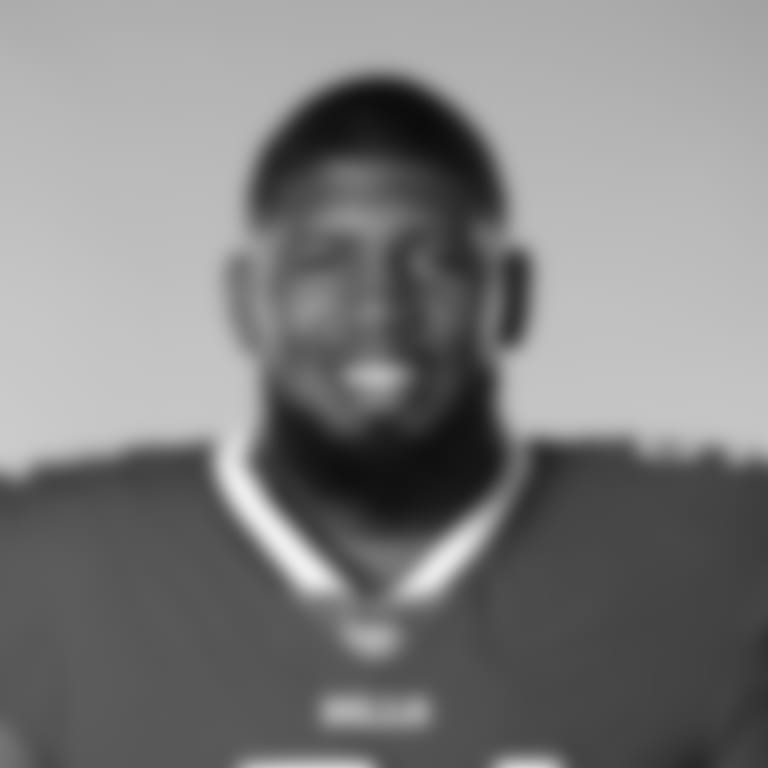 This is a 2020 photo of Ed Oliver of the Buffalo Bills NFL football team. This image reflects the Buffalo Bills active roster as of August 1, 2020 when this image was taken.  (AP Photo)
