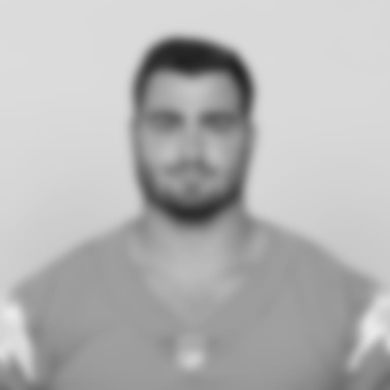 This is a 2020 photo of Gaziano Joe of the Los Angeles Chargers NFL football team. This image reflects the Los Angeles Chargers active roster as of Saturday, August 1, 2020 when this image was taken. (AP Photo)