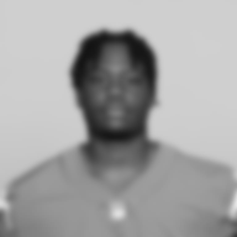 This is a 2020 photo of Bradwell Darius of the Los Angeles Chargers NFL football team. This image reflects the Los Angeles Chargers active roster as of Saturday, August 1, 2020 when this image was taken. (AP Photo)