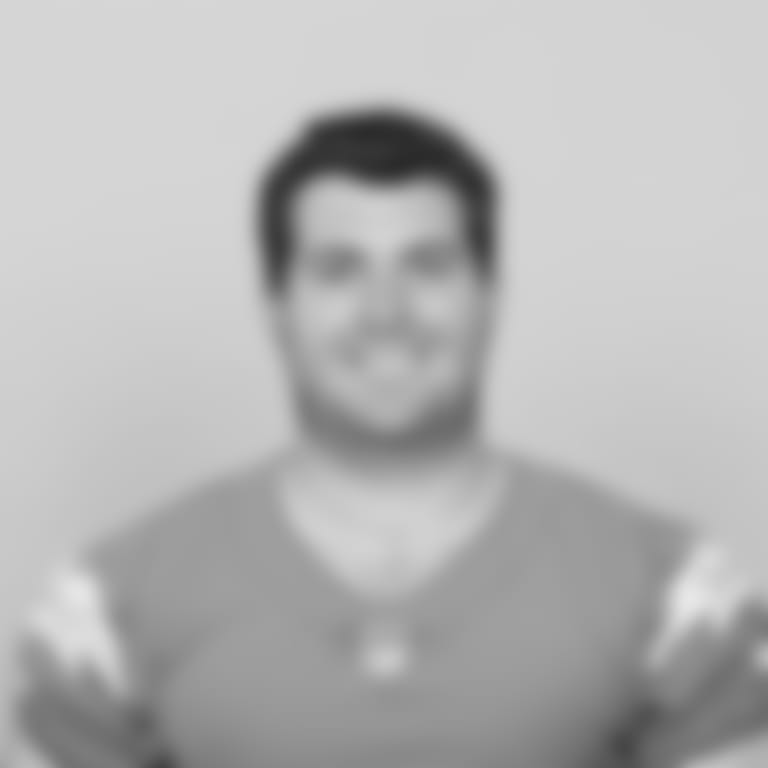 This is a 2020 photo of Toner Cole of the Los Angeles Chargers NFL football team. This image reflects the Los Angeles Chargers active roster as of Saturday, August 1, 2020 when this image was taken. (AP Photo)