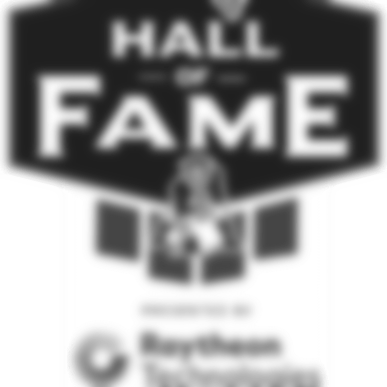 Headshot picture of The Patriots Hall of Fame