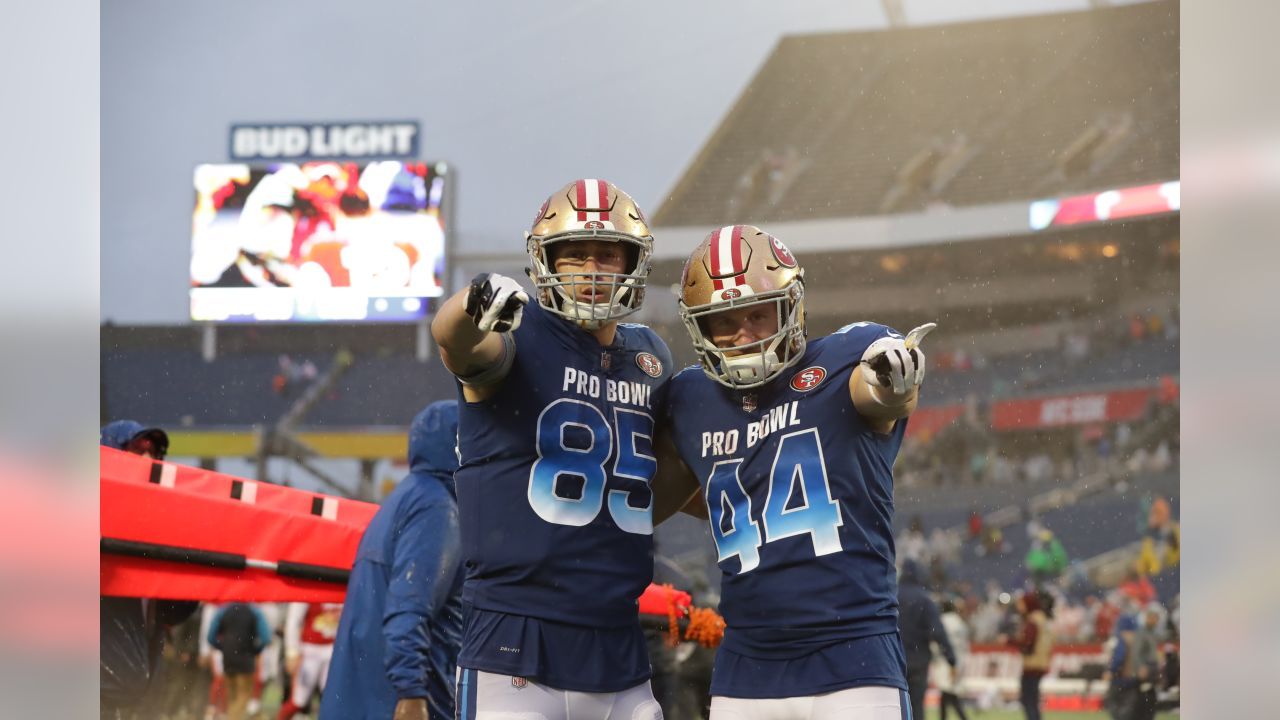 Photos  49ers at the 2019 Pro Bowl 6a423a6e4