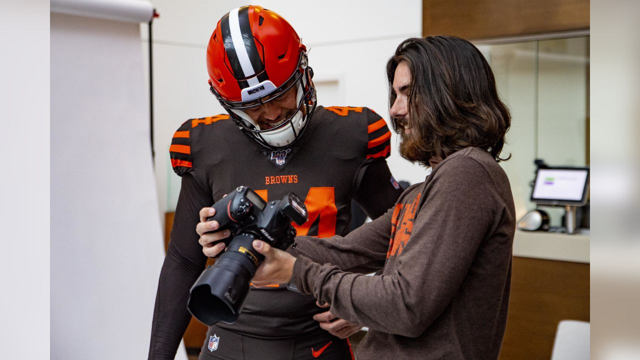 Behind the scenes photos from media days on May 28/29, 2019.